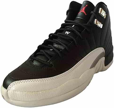 big sale 78be1 ea9c3 Air Jordan 12 Retro Playoffs (Black Varsity Red-White)