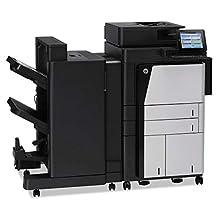 HP D7P68A Laserjet Enterprise Flow M830z Wireless Laser Multifunction, Copy/Fax/Print/Scan (Renewed)