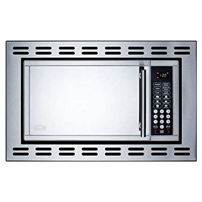 0.9 Cu. Ft. 900W Built-In Microwave