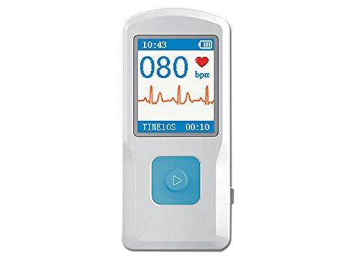 GIMA PM-10 Electrocardiographe portable avec logiciel et Bluetooth Gima S.p.A. 33246
