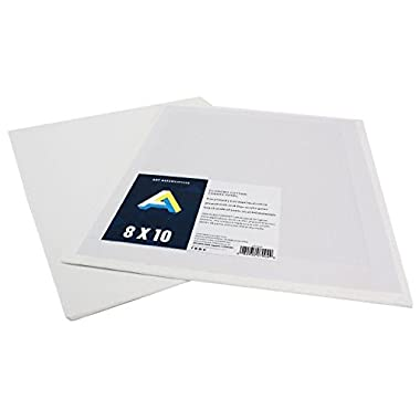 Art Alternatives Canvas Panel (8 X 10) (1-Pack of 12)