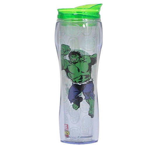 Copo alto hulk