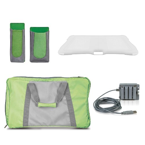 4-In1 Fitness 4 Fit Workout Kit - Nintendo Wii (Kit Workout Wii)