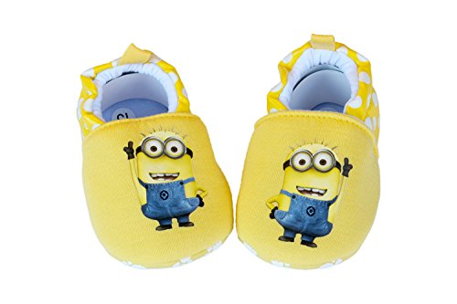 Baby Rae Infant/Toddler Minion Sporty Soft