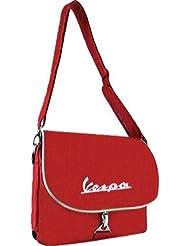 Vespa Logo Messenger Bag
