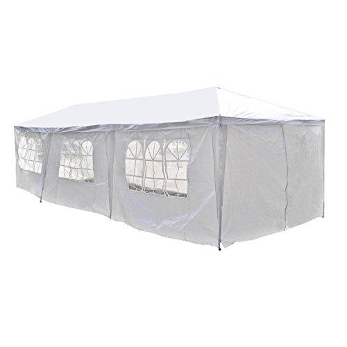 10 30 Carport Canopy : Aleko portable garage carport car shelter canopy