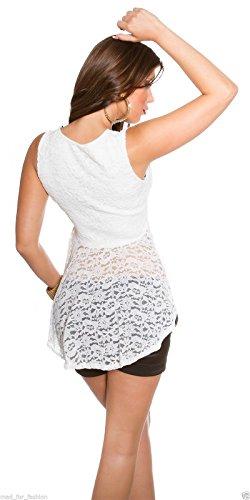 Koucla - Camisas - para mujer crema