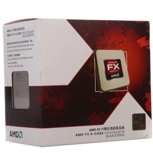 AMD FX-6200 FD6200FRGUBOX 3.8 GHz 6-Core Processor by AMD