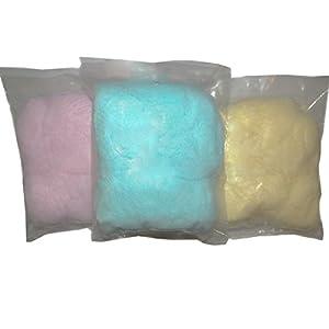 Cotton Candy, 1oz - CLEAR bags, 12ct Case, $1.50/unit