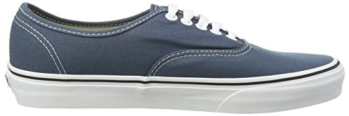 Vans Authentic, Zapatillas de skateboarding Unisex Azul (Orion Blue/True White)