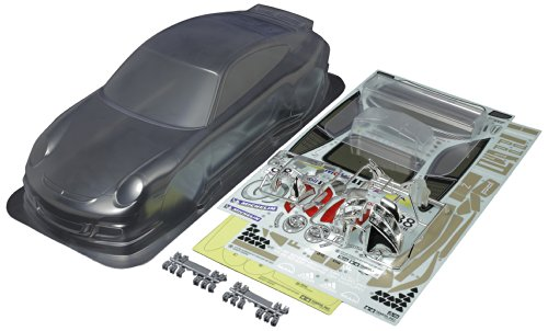 Tamiya 51336 Body Parts Set Porsche 911 GT3 Cup VIP '07