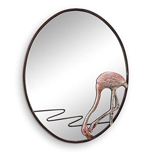 SPI Home Flamingo Wall Mirror -