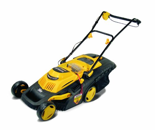 Recharge Mower Pmli 14 15 Inch 36 Volt Lithium Ion