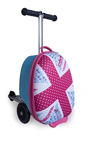 (ZincFlyte Kid's Luggage Scooter 15