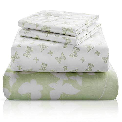 Bayleaf Organics Bedding Set for Babies - Toddlers, 100% Organic GOTS-Certified Cotton | Super Soft | Gender Neutral