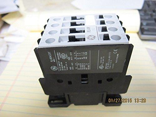- General Electric RL4RA031TJ RELAY 3NO/1NC 120V 60 110V50HZ