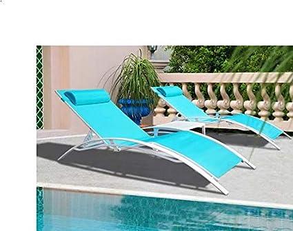 Amazon.com: Sillas de salón para zonas de piscina, sillas ...