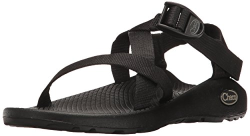 - Chaco Women's Z1 Classic Athletic Sandal, Black, 6 M US