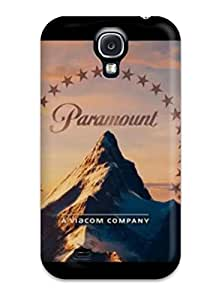 Perfect Paramount Logo Case Cover Skin For Galaxy S4 Phone Case