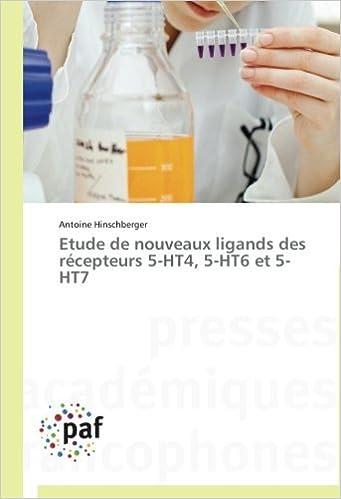 Etude de nouveaux ligands des r??cepteurs 5-HT4, 5-HT6 et 5-HT7 by Antoine Hinschberger (2013-01-29)