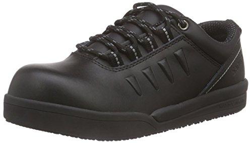 Chaussures Sécurité Noir San 2 de Black Sanita Noir 2 Adulte Mixte Chef Lace Shoe s2 0pxxX7wq