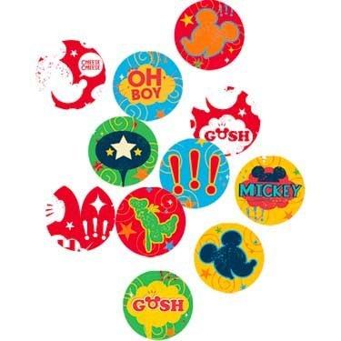 Hallmark - Disney Mickey Fun and Friends Confetti - Multi-colored