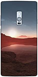 Snoogg Nature Wallpaper 4 Designer Protective Back Case Cover For One Plus Two