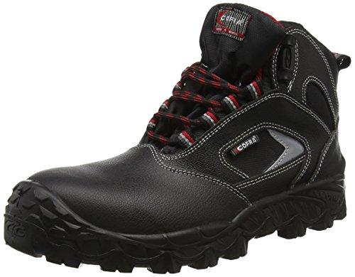 Cofra FW320-000.W41 Fowy S3 Chaussures de sécurité SRC Taille 41 Noir