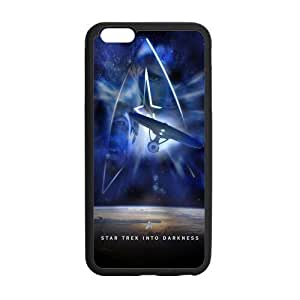 [Perfect-Fit] iPhone 6 Plus Case, [star trek] iPhone 6 Plus (5.5) Case Custom Durable Case Cover for iPhone6 TPU case(Laser Technology) hjbrhga1544
