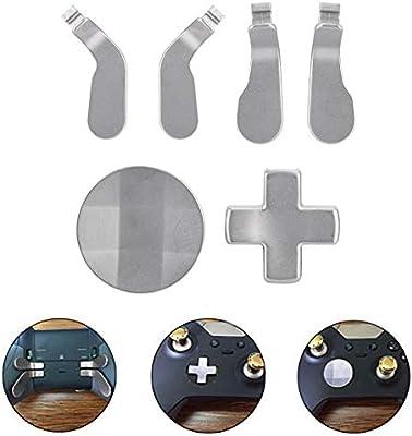 Accesorios para Juegos Mod Reemplazo Botones Metálicos Mod ...
