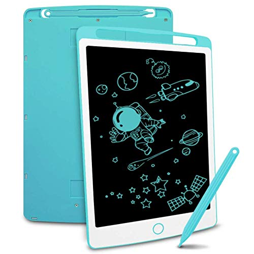 LCD Writing Tablet Richgv Electronic Writing & Drawing Doodle Board with Stylus Smart for Home, School, Office