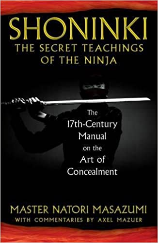 Shoninki: The Secret Teachings of the Ninja: The 17th ...