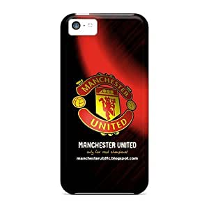 New Style Case Cover SGS2657YOPW Manchester Fc Compatible With Iphone 5c Protection Case hjbrhga1544