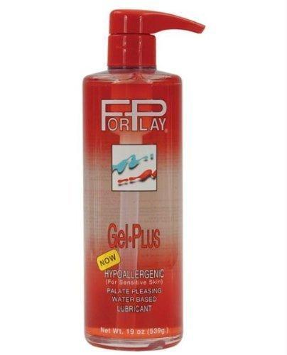 Forplay gel plus lubricant - 19 oz by ForPlay (Hulk Candy Bowl Holder)
