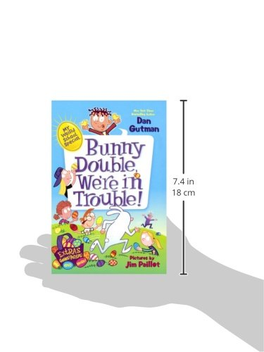 Bunny Double, We're In Trouble (Turtleback School & Library Binding Edition) (My Weird School Special)
