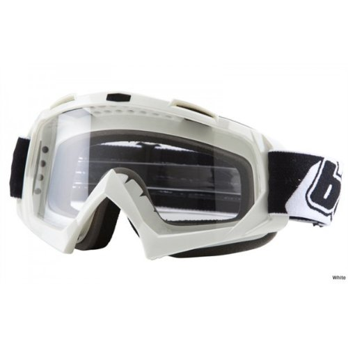 O'Neal Blur B-Flex Limited Edition Goggles (White Frame/Clear Lens)