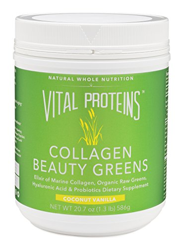 Vital Proteins Collagen Beauty Greens (20.7 oz)
