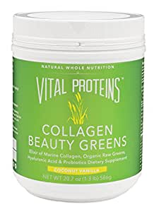Vital Proteins Collagen Beauty Greens (20.7 oz)