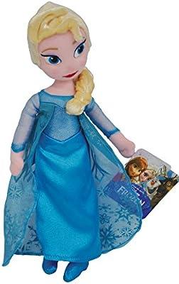Grandi Giochi PLH0174 Peluche Disney Frozen Elsa 25cm: No Name
