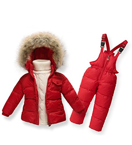 MIQI Ultralight Snowsuit Winter Two piece