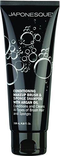 JAPONESQUE Conditioning Makeup Brush Shampoo, 4 fl. oz.