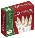 NOMA/INLITEN-IMPORT 48600-88 Light Set, Clear
