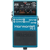 Boss PS-6 Harmonist Pedal (Certified Refurbished)