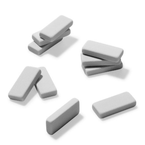 Generic 10 pcs Blackwing Replacement Erasers by Generic