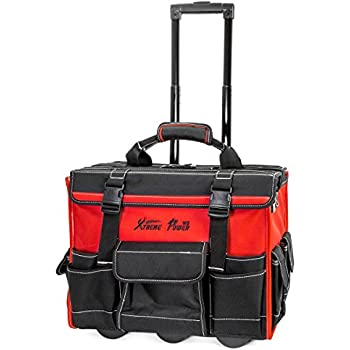 snap on 870113 18 inch rolling tool bag   toolbags