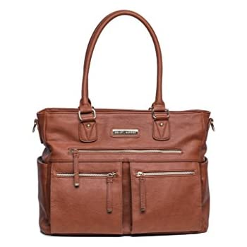 Kelly Moore Libby 2.0 Women's Multifunction Camera Shoulder Bag - Saddle Brown