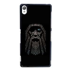 Sony Xperia Z3 Cell Phone Case Black ODIN YT3RN2580253