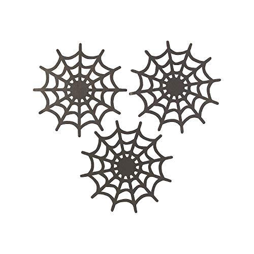 스파이더 웹 모양의 DOILIES-공예 용품-50 조각