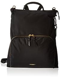 TUMI Voyageur Jackie Convertible Crossbody Messenger Bag, Black, One Size