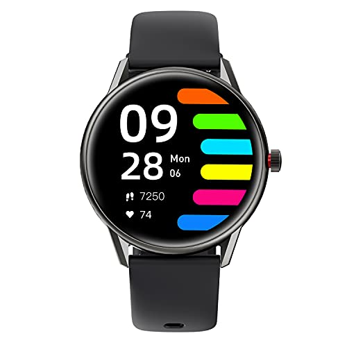 SoundPEATS Smart Watch for Men Women New Upgraded, 13 Sports Modes Smartwatch Compatible with iPhone Android Phones…